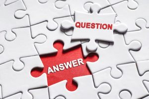 Answer Questions – Answers are Key